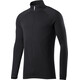 """Houdini M's Wooler Halfzip Sweater True Black"""